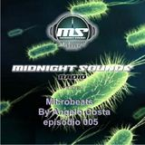 The MidNight Sounds Radio Pres. Microbeats by Angelo Costa episodio 005