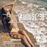 townHOUSE 38~Deep & Vocal House mix~BeachGrooves.com Radio 03-Oct-2016