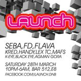 Seba exclusive mix for Launch