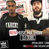 @DJDUBL #NewMusicMixshow - Special guest @emakonline (04.10.17)
