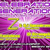 Zoundshine & DJ Speedraver live in Berlin @ Celebration Generation - March 24th 2017