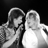 Roots Musings - Mick Ronson. Now that was one incredible man!