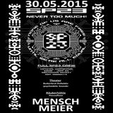 Crystal Distorsion (Live PA) @ SP23 Never Too Much ! - Mensch Meier Berlin - 30.05.2015
