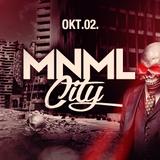 2015.10.02. Dj Szecsei & GoldSound Live at MNML City at DÜRLIN Budapest - Friday
