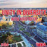 Kristofer - Unity in Diversity 484 @ Radio DEEA (21-04-2018)