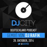 DJ Rafik - DJcity DE Podcast - 28/10/14