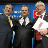 Il mio intervento sull'accordo UE-Turchia rimpatrio immigrati per la Radio Border