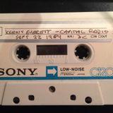 Kenny Everett Capital Radio 22 Sept 1984