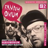 Andy Votel's Randomonium - 27th May 2018