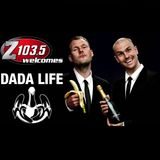 Dada Life - Z103.5 Saturday Night Party Zone Guest Mix - Mar 21 2015