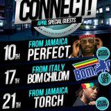 CONNECT! RADIO SHOW EPISODE # 118_17_04_2014__BOMCHILOM SOUND live mixcd__WWW.BALOOBASOUND.COM