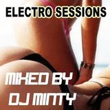 ELECTRO SESSIONS - MIXED BY DJ MINTY