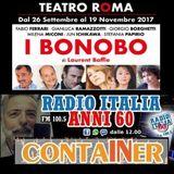Container del 19 settembre in studio Maurizio Martinelli ospite Milena Miconi