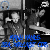 Scientific Sound Radio Podcast 38,  Many Hands' first Basement Soul Show for Scientific Sound Asia.