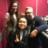 Gabz from BGT talks to Justin and Jodie!