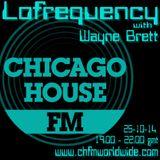 Wayne Brett's Lofrequency Show on Chicago House FM 25-10-14