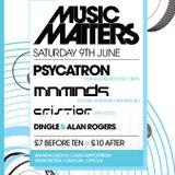 Dingle&Alan Rogers - Music Matters Live @ Lush portrush 9th june.