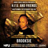 Brooksie - Hard Force United & Friends - Autumn Session November 2018