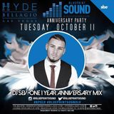 Dj Sev One Blueprint Sound 1 Year Anniversary Mix October 2016