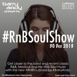 #RnBSoulShow 30-Dec-18