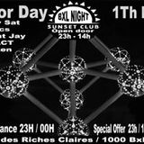 """Laurent Jay @ """"After Party"""" SUNSET CLUB BRXL 30.04.2017"""