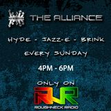 The Alliance Takeover On Roughneck Radio 29th March 2015