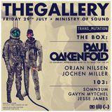 (20160729) Paul Oakenfold Live @ Ministry Of Sound, London