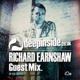 RICHARD EARNSHAW is on DEEPINSIDE