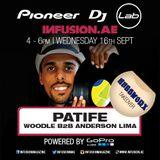Patife, Woodle B2B Anderson Lima - Bassworx Takeover - Pioneer DJ Lab