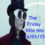 The Friday Nite Mix 16/01/15