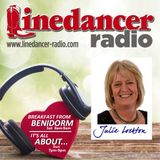 Breakfast from Benidorm with Julie on Linedancer Radio