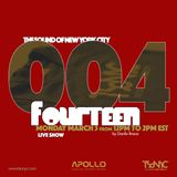 Fourteen EP 004 - TSoNYC by Danilo Braca