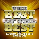 Dj Stu Allen wae Mc Connie Live @ Best Of The Best (The Kinetic Reunion) @ Liquid Nightclub