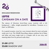 Leftie @ 20ft Radio - 15/05/2018