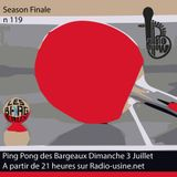 bargeaux radioshow n°119