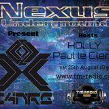 Nexus Underground - Paul le Clercq - 1st Anniversary