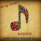 WesLey CaSaLi - Exclusive Set Tech House Abril 2013.