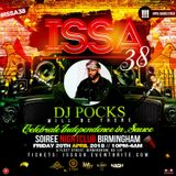#ISSA38 Afrobeats Mix - Mixed By @PocksYNL