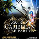 The Hot Caribbean New Year's Eve Party Djahman mix