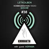 Kommunikation Radio Show 038 with guest Agraba
