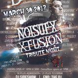 Darkotica Nosiuf-x / x-fusion tribute night with Dj Sideshow n End: The Dj