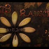*Laubrauschen @ Magic Hall 10.11.2018*    V`Om Blümchen geschockt