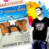"Dj's Set played at NYE just before ""Citizen Kain"""