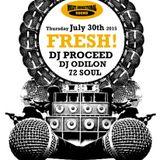 72 Soul presents : FRESH HIP HOP X FUTURE BEATS 165