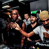 Dj Patife & Cleveland Watkiss  Live at Liquid V- Basement funk - Plan B - London May 2015