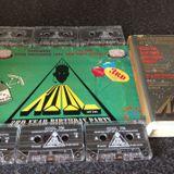 Footloose & Brockie with Det, Moose & Ragga Twins - Kool FM 3rd birthday 26.11.94