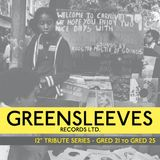 "Greensleeves Tribute 12"" Series - GRED 21 to 25"