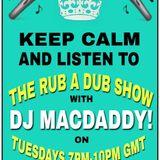 The Rub a Dub Show Tues 28 February 2017