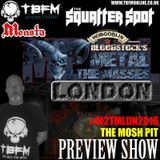 The Squatter Spot on TBFM Online (14-02-2016 M2TMLDN2016 Mosh Pit Preview)