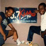 Kool DJ Red Alert - NYC summer 1984 - 98,7 WRKS FM ( Kiss FM ) NY